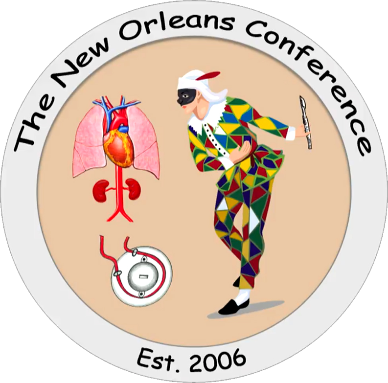 The New Orleans Conference Logo